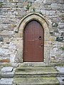 Doorway to the Tower of St Mary and St Nicholas - geograph.org.uk - 490728.jpg