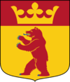 Coat of arms of Dorotea Municipality