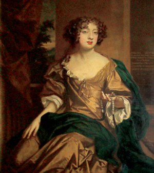 James Grahme - Dorothy Grahme, portrait by Peter Lely