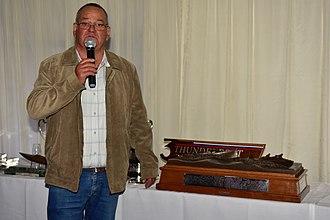 Harmsworth Cup - Doug Bricker