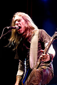 Fotografia di Rex Brown