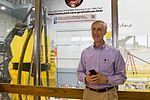 Dr. John Mather and the James Webb Space Telescope (26797759216).jpg