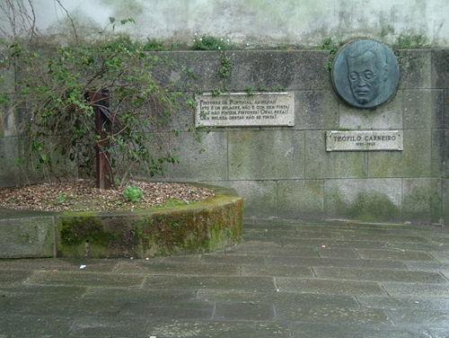 Busto de Teófilo Carneiro em Ponte de Lima