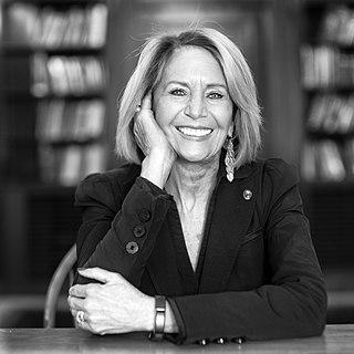 Marcia McNutt American geophysicist