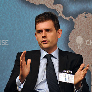 Matthew Goodwin - Goodwin at Chatham House in 2011