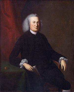 Thomas Cadwalader - Dr. Thomas Cadwalader (Charles Willson Peale, 1770)
