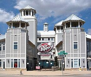 4e075ca74b0 Dr Pepper Ballpark - Wikipedia