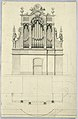 Drawing, Elevation and Ceiling, Ballroom and Bar, Teatro Comunale, Faenza, 1853 (CH 18542615).jpg