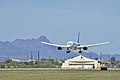 Dreamliner lands, defuels at D-M en route to Pima Air & Space Museum.jpg