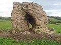 Druid stone - geograph.org.uk - 629211.jpg
