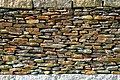 Dry stone wall in Parque da Cidade do Porto, Portugal.jpg