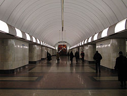Dubrovka Moscow metro in 2010.jpg