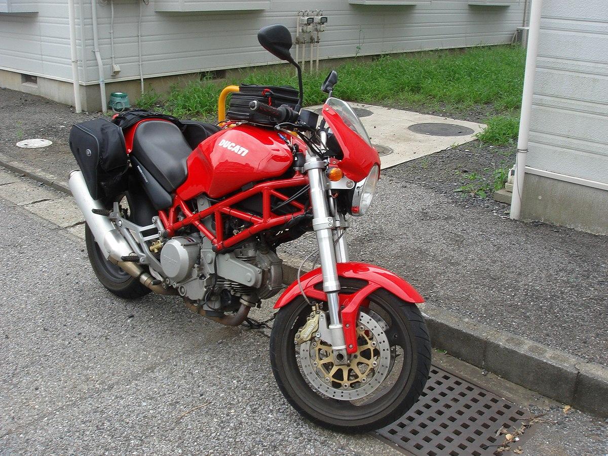 Ducati 400 Monster Wikipedia