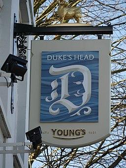 Duke's Head, Putney 03