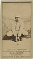 Dummy Hoy, Washington Statesmen, baseball card portrait LCCN2007686954.jpg