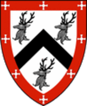 Colleges of Durham University - Image: Durham Collingwood arms