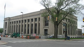 E. Ross Adair Federal Building and United States Courthouse United States historic place