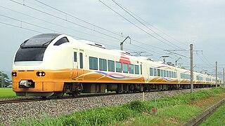 <i>Inaho</i> train service in Japan