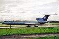 EW-85748 Tu-154M Belavia MAN 21AUG04 (11943676893).jpg