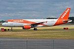 EasyJet, G-EZUW, Airbus A320-214 (29282330048).jpg