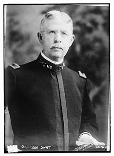Eben Swift United States general