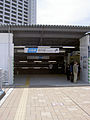Ebina Station New Odakyu Entrance-2.jpg
