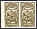 Ecuador proof 20c moviles revenue stamps.jpg