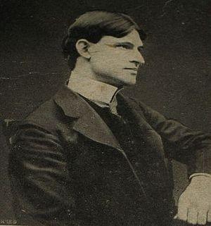 Jack and Ed Biddle - Ed Biddle, c. 1901