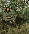 Edward Arthur Walton - A Daydream 1885.jpg