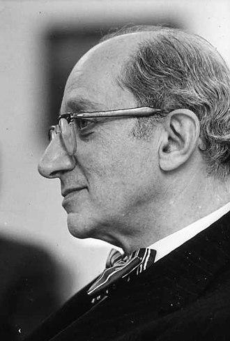 Edward H. Levi - Image: Edward Levi Attorney General