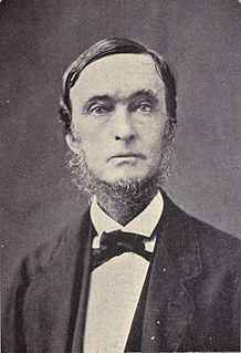 Edwin Oscar Hall Missionary, printer, Minister of the Interior to the Kingdom of Hawaii