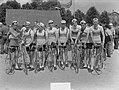 Eerste dag Tour de France. Nederlandse ploeg, Bestanddeelnr 904-6487.jpg
