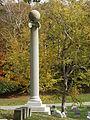 Eggers Monument, Allegheny Cemetery, 2015-10-27, 01.jpg
