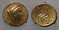 Egitto tolemaico, arsinoè II, octodracma di alessandria 253-246 ac ca.JPG