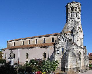 Verzé Commune in Bourgogne-Franche-Comté, France