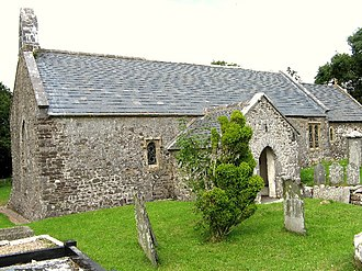 Grade I listed buildings in Carmarthenshire - Image: Eglwyscummin Church geograph.org.uk 983698