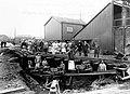 Eijsden, Maastrichtsche Zinkwit Maatschappij, bouwwerkzaamheden 1920.jpg
