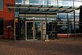 Eingang Integrierte Gesamtschule Kronsberg, Sek. II, Schule ohne Rassismus - Schule mit Courage, Kattenbrookstrift 30, 30539 Hannover.jpg