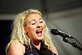 Eivor Palsdottir sjunger pa kulturnatten 2008-10-10.jpg