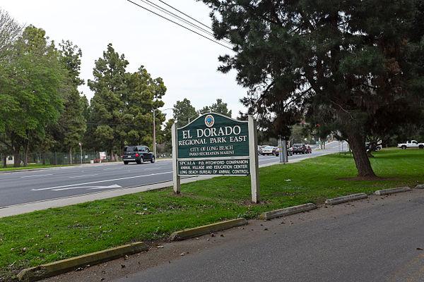 El Dorado Park, Long Beach, California