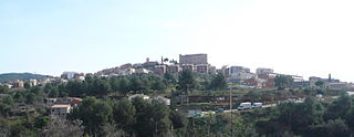 El Papiol Municipality in Catalonia, Spain