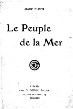 Image illustrative de l'article Le Peuple de la mer