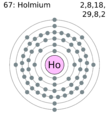 Electron shell 067 holmium.png