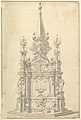Elevation for a Catafalque Surmounted by an Obelisk. MET DP820180.jpg