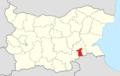 Elhovo Municipality Within Bulgaria.png