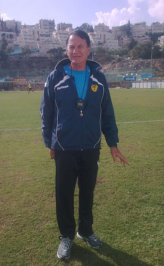 Eli Cohen (footballer, born 1951) - Image: Eli Cohen BJ