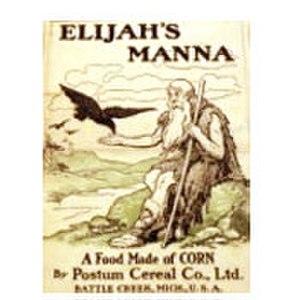Post Toasties - Elijah's Manna box