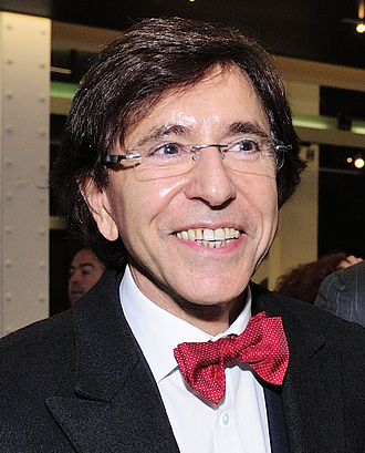 2004 European Parliament election in Belgium - Image: Elio Di Rupo PES Kongress 2014