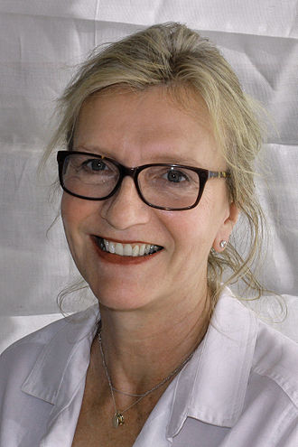 Elizabeth Strout - Strout at the 2015 Texas Book Festival