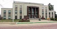 Ellsworth County Court House, Ellsworth, Kansas